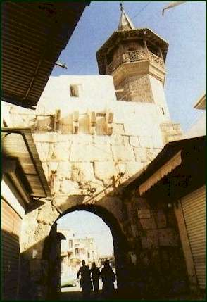 ابواب دمشق السبعة Ch129